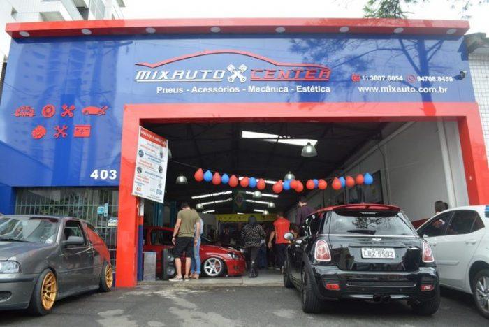 Confira em primeira mão como foi a Inauguração Mix Auto Center Tatuapé!