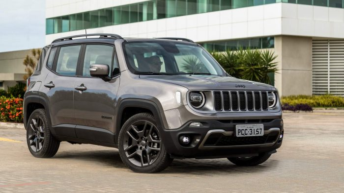 jeep renegade frente