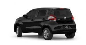 Acessórios Fiat Mobi pcd