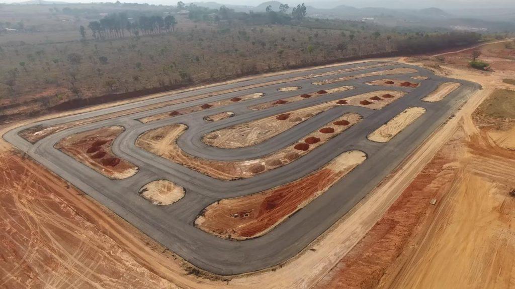 Brasília Kart - Kartódromo Internacional de Brasília track day