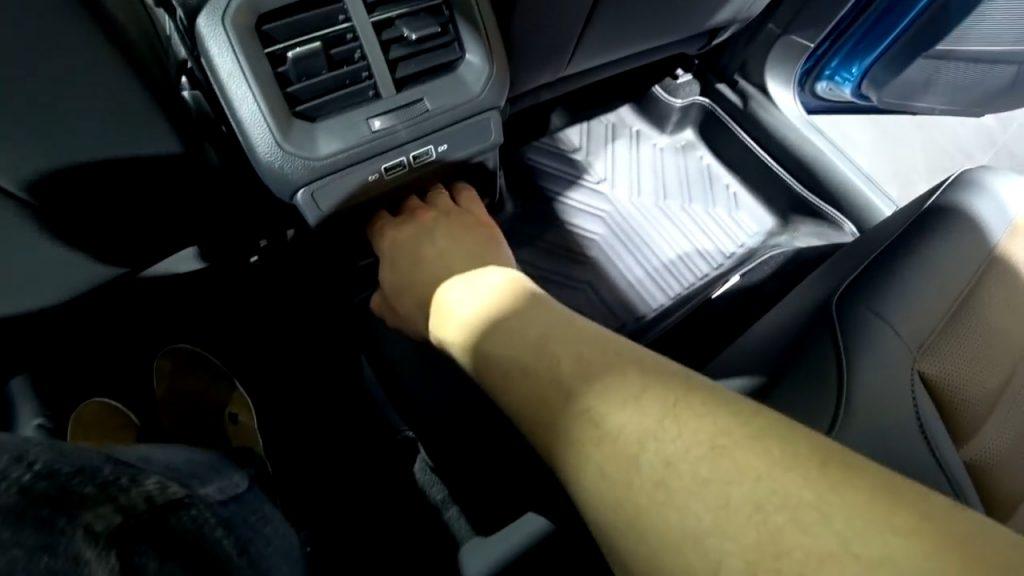 carregador celular Volkswagen tarek