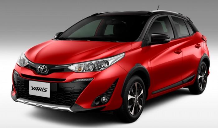 Confira os melhores Acessórios para o seu Toyota Yaris PCD