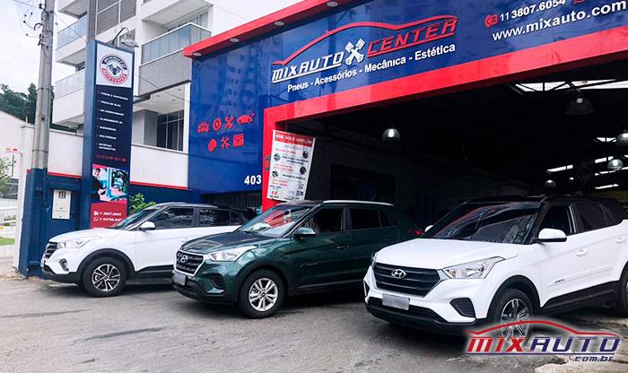 Trio Hyundai Creta Mix Auto Center Tatuapé