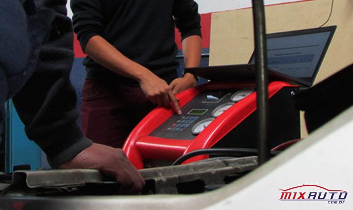 MixAuto promove treinamento especializado em Ar-Condicionado Automotivo. Confira na íntegra! %count(alt) Blog MixAuto