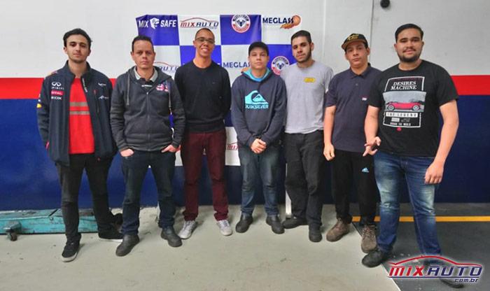 Equipe MixAuto participa de treinamento especializado em manutenção do Ar Condicionado Automotivo