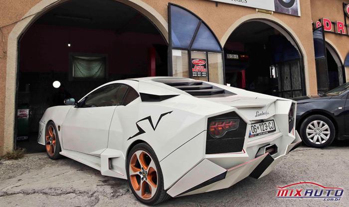 Lamborghini de Kosovo