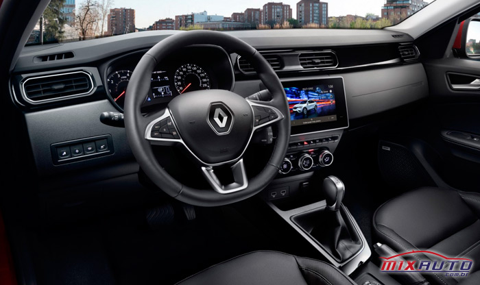 Renault Arkana por dentro