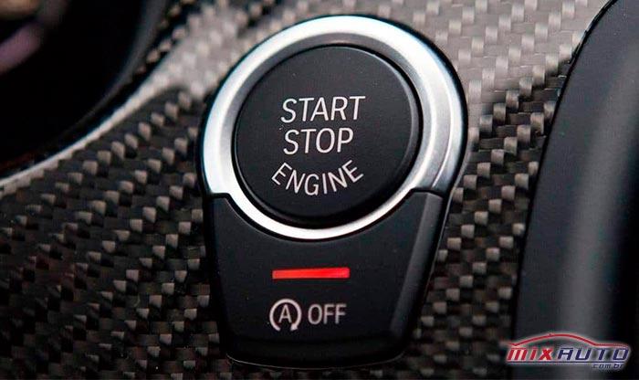 Botão Start Stop MixSafe