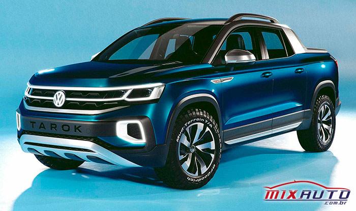 VW Tarok 2021 azul