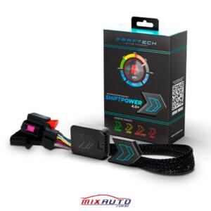 SHIFTPOWER 4.0+ com Bluetooth integrado, botão ergonômico, cabos ultra resistentes e instalação plug and play