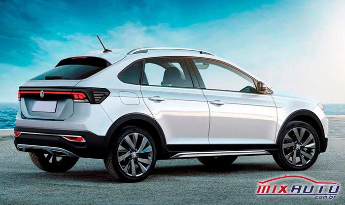 Novo Volkswagen Nivus 2020
