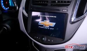 Central Multimídia para o novo Chevrolet Tracker 2020/21