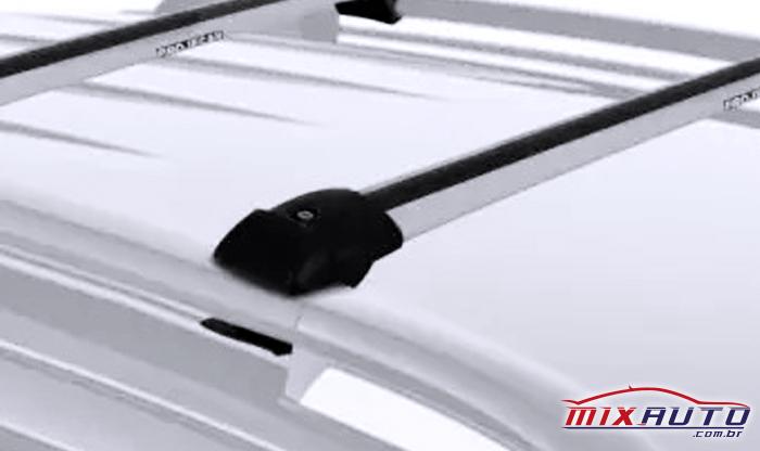 Rack de Teto para o novo SUV da Toyota