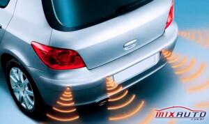 Sensor de Ré do Chevrolet Tracker