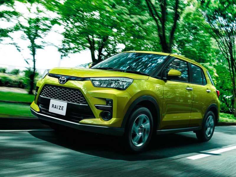 Toyota Raize: 15 melhores acessórios Raize para o primeiro SUV compacto da japonesa