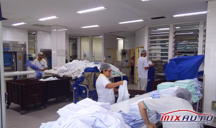 Higienização com ozônio em ambiente hospitalar