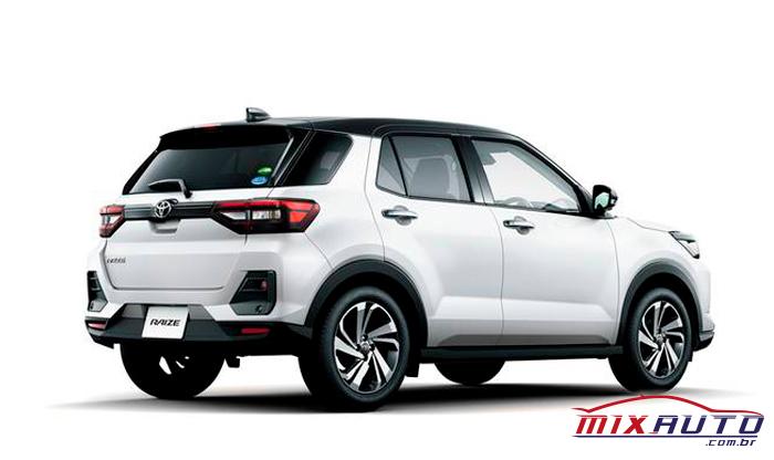 Toyota Raize: 15 melhores acessórios Raize para o primeiro SUV compacto da japonesa %count(alt) Blog MixAuto