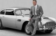 Os carros de luxo do último 007 com Daniel Craig