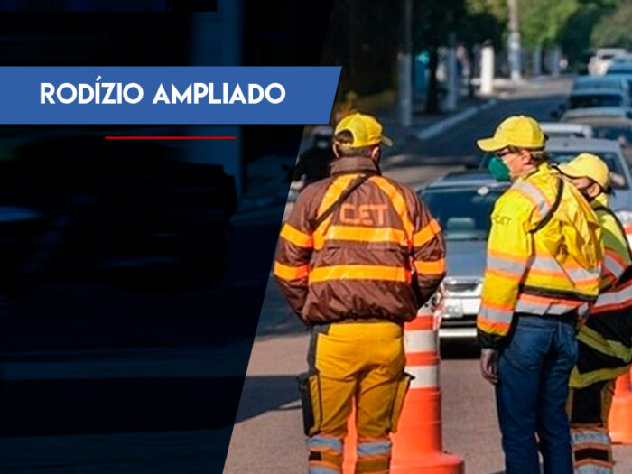 Novo Rodízio Ampliado em São Paulo: como funciona e o que fazer