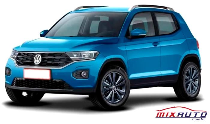 Novo modelo da Volkswagen T-Go foi projetado para ser compacto