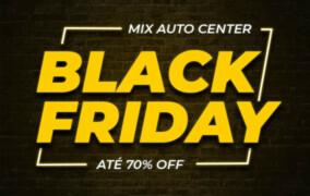 Black Friday Mix Auto Center 2020: Até 70% de desconto!