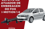 Caso Real: Defeito no Atuador de Embreagem do Fox I-Motion 1.6