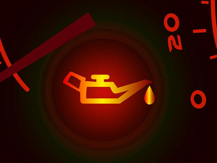 Lâmpada do Aladim no Painel: Por que a Luz do Óleo acende?