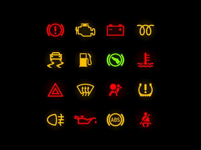 Luzes do Painel: Saiba O Que Significa Cada Luz do Painel do Carro