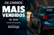 Carros mais vendidos em 2020: Confira a lista completa
