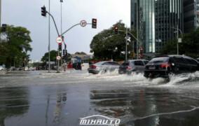Enchente: 10 pontos de alagamento em SP para evitar na chuva