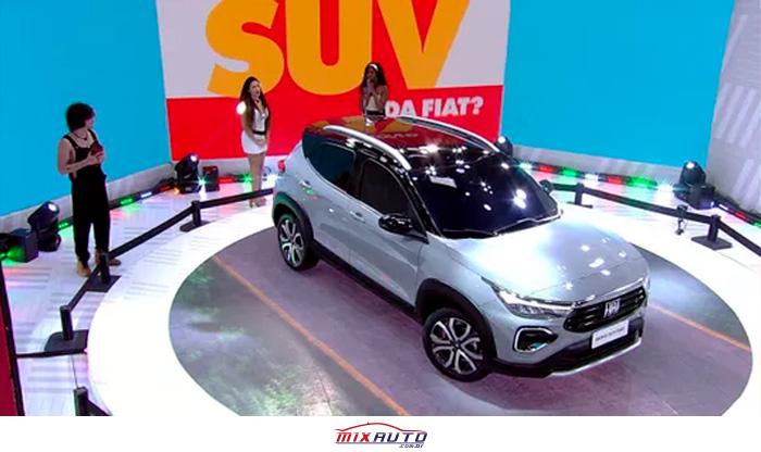 Fiat Pulse 2021 apresentado no BBB 21
