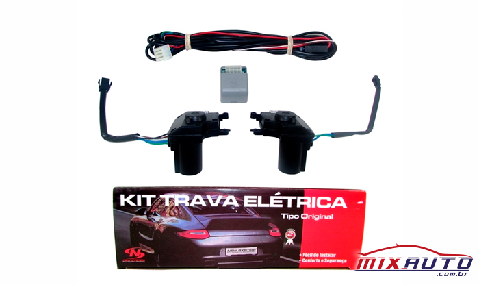 Trava Elétrica para SUV Fiat