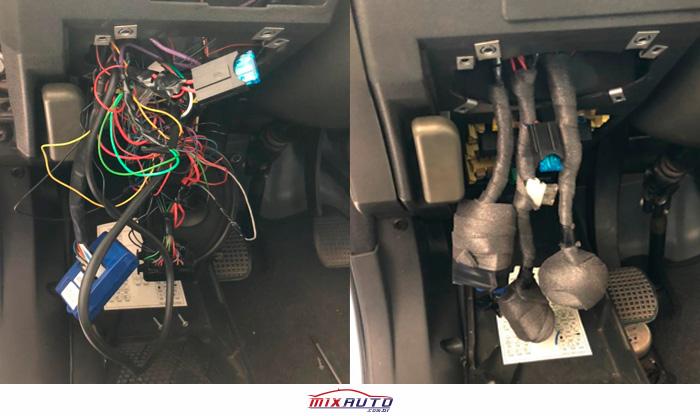 Instalação módulo vidro elétrico na Mix Auto