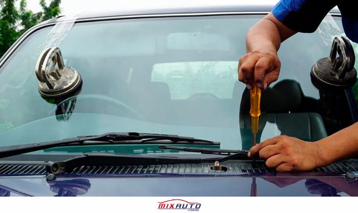 Para-brisa trincado: conserto, troca ou polimento? %count(alt) Blog MixAuto